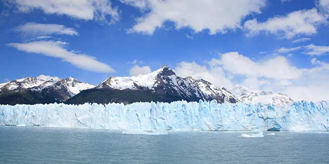 Calafate City Of Glaciers