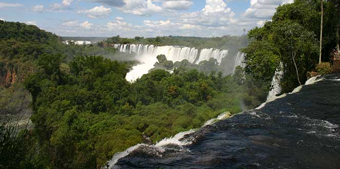 Buenos Aires & Waterfalls