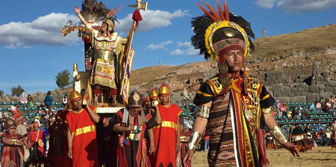 Cusco & Inti Raymi  2015