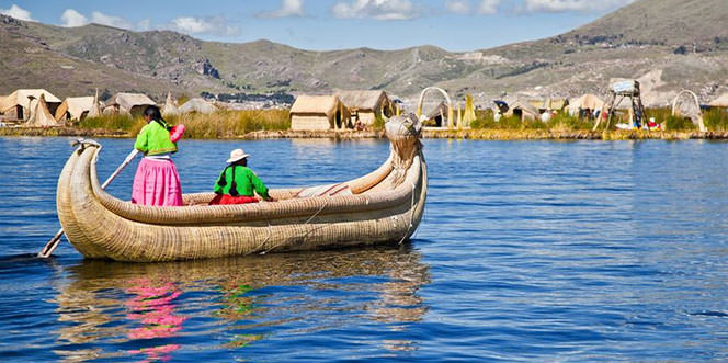 Uros Amantani And Taquile