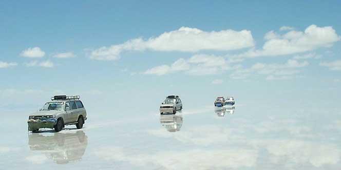 Adventure In Uyuni Salt Flats
